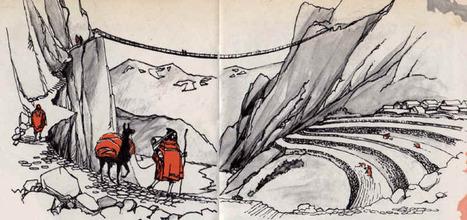 Los Incas de Perú. Los puentes Incas, Surcando los Abismos Andinos | ies5_Puentes | Scoop.it