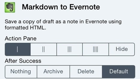 Save Articles from the Web to Evernote in iOS With This Bookmarklet - Lifehacker | Edtech PK-12 | Scoop.it