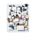 Trendshop.se | Uten. Silo l, vit, förvaringstavla | New trends in fashion and design | Scoop.it