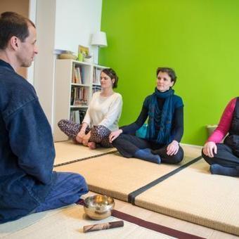 Restez zen, succombez à la méditation | La pleine Conscience | Scoop.it
