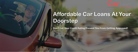 How To Build Credit By Getting Car Loan With No Credit History?   CarLoansNoMoneyDown   Scoop.it