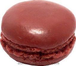 Savon Macaron Chocolat | Autour du Savon | Scoop.it