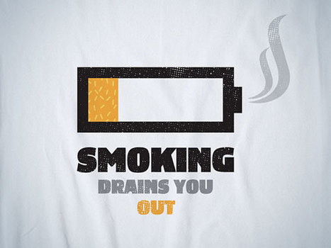 20 Amazing Anti-Smoking Advertisements for Inspiration | Boost Inspiration | Scoop.it