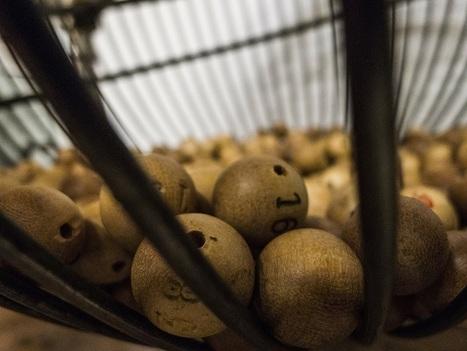 ¿Es la lotería en realidad un impuesto para quienes no saben matemáticas? - En Naranja, ING DIRECT | M&M=Mates y Más. Pilar  Fernández | Scoop.it