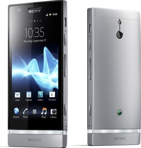 Sony Xperia SL Specifications Features Price Reviews Details Sony Xperia SL LT26ii Technical Review | Geeky Android - News, Tutorials, Guides, Reviews On Android | Android Discussions | Scoop.it
