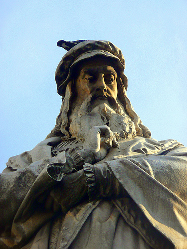 How to Think Like Leonardo Da Vinci | Anytime Anywhere Learning | Scoop.it