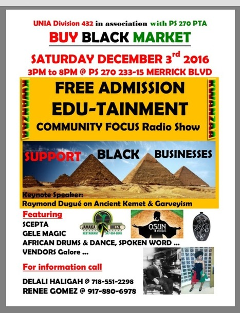 Vendor And Customers - UNIA Buy Black Market, Queens, NYC, December 3rd | Society and culture | Scoop.it