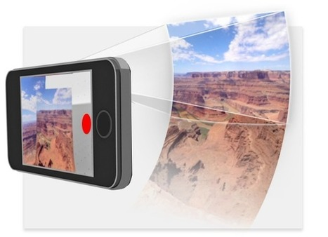 Capture 360 degree images with sound | iPads in the Classroom | Scoop.it