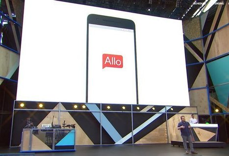 Google presenta Allo, una nueva aplicación de mensajería inteligente #io16 | Information Technology & Social Media News | Scoop.it
