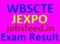 WBSCTE JEXPO Exam Result 2014 Download Score Card on webscte.org | Career Scoopit | Scoop.it