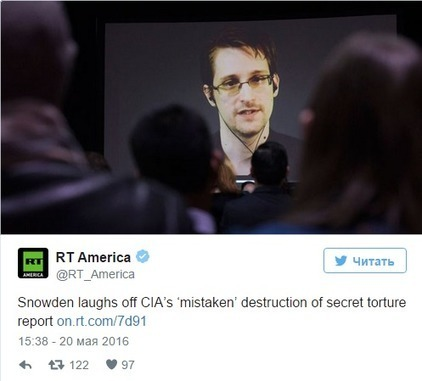 Snowden Calls For 'Iron-Clad Protection' of Whistleblowers After New Insider Revelations | Global politics | Scoop.it