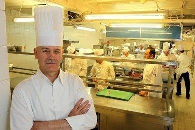 Jean-Marie Gautier ch ef en son Palais - Sud Ouest   Gastronomie et alimentation pour la santé   Scoop.it