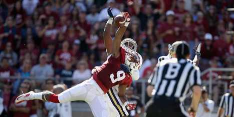Kodi Whitfield Touchdown Catch Gave Stanford Lead Over UCLA, May Have ... - Huffington Post | Amazing Rare Photographs | Scoop.it