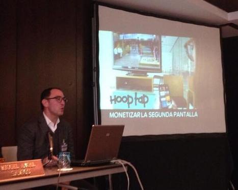 Miguel Angel Santos, Hooptap's CEO, Gamifies his Presentation in Revolution TV   Hooptap Blog   Scoop.it