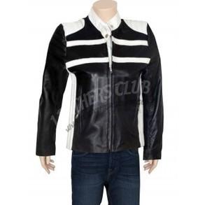 Blonde Ambition Katie Gregerstitch Leather Jacket - Women Leather Jackets | Women Leather Jackets | Scoop.it