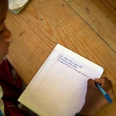 Haiti is teaching kids in the wrong language | Linguistics | Scoop.it