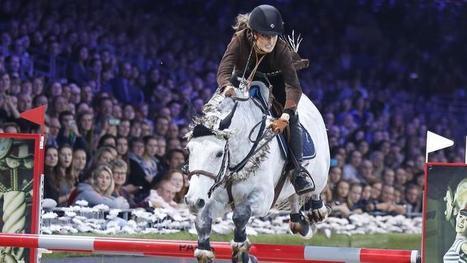 La fille de Bruce Springsteen brille au Jumping de Chantilly - Le Figaro | Bruce Springsteen | Scoop.it