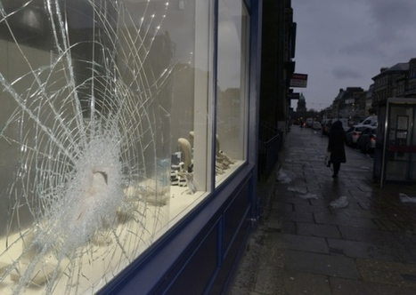 Laing the Jewellers hit with attempted robbery | Today's Edinburgh News | Scoop.it