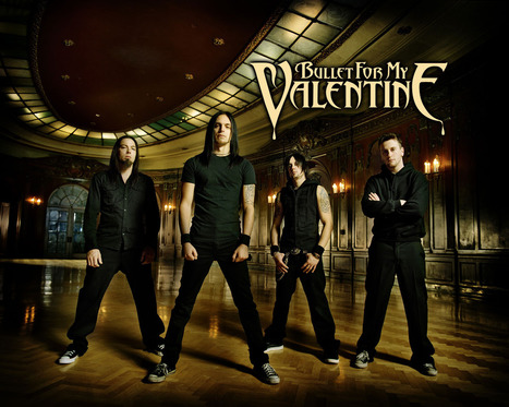 BULLET FOR MY VALENTINE BAND | lol | Scoop.it