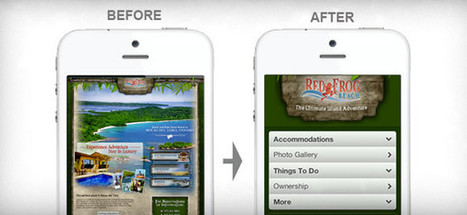 Optimizing Your Business Website for Mobile at No Cost | Social Thinking | Scoop.it