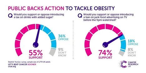 Public back ban on children's junk food advertising | Health promotion. Social marketing | Scoop.it