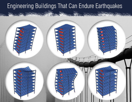 Earthquakes Do Not Kill People, Buildings Do!! – Engineering Buildings That Can Endure Earthquakes   Architecture Engineering & Construction (AEC)   Scoop.it