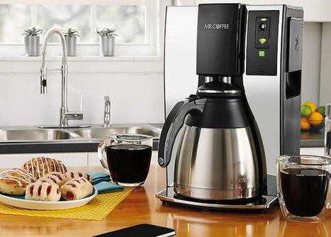 Belkin & Mr Coffee lancent une cafetière connectée avec WeMo | Hightech, domotique, robotique et objets connectés sur le Net | Scoop.it