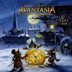 Metal Review: Avantasia-The Mystery of Time | A rockear | Scoop.it