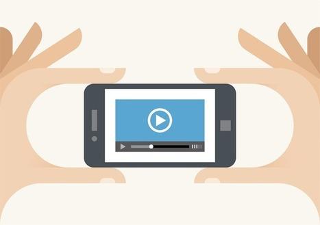 8 raisons d'inclure la vidéo dans sa stratégie de communication - SitinWeb.info | SitinWeb : Agence Web | Scoop.it