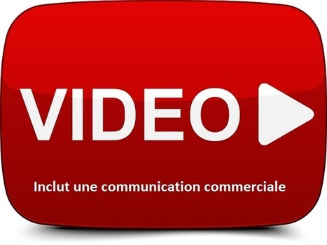 YouTube fixe les règles pour le placement de produits sponsorisés dans les vidéos | Geeks | Scoop.it
