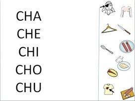 sílabas y palabras con ch en power point - Logopedia y Educación | ATENCIÓN TEMPRANA | Scoop.it