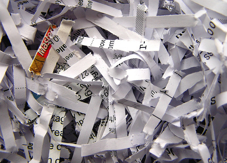 6 consejos para reducir tu consumo de papel | Docentes:  ¿Inmigrantes o peregrinos digitales? | Scoop.it