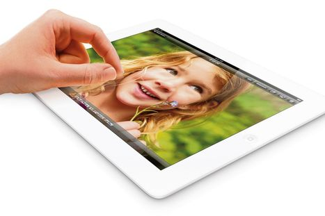 Tablets such as iPad used by parents to calm toddlers | Educational Technology - Yeshiva Edition | Scoop.it