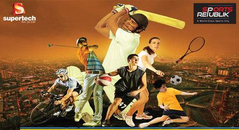Supertech Sports Republik | Supertech  Noida Extension greater noida | HappyKeys | Property Buying Tips | Scoop.it