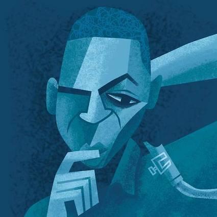 David Cowles Illustrations: John Coltrane | Jazz Plus | Scoop.it