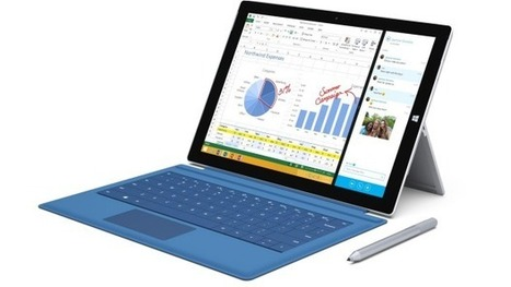 Tablet productivity review: iPad Air 2 v Surface Pro 3 v Samsung Galaxy Tab S | Curtin iPad User Group | Scoop.it