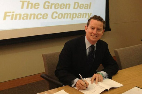 Barker signs off £224m for Green Deal   link2portal - news and business directory   link2portal   Scoop.it