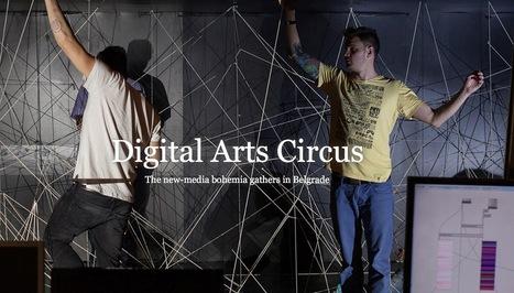 Digital Arts Circus - The new-media bohemia gathers in Belgrade - Festival Resonate | #Langues, #cultures, #Culture organisationnelle,  #Sémiotique,#Cross media, #Cross Cultural, # Relations interculturelles, # Web Design | Scoop.it