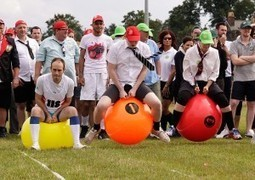 A-Z of Corporate Event Planning Part 1 | Team Building Canada | Scoop.it