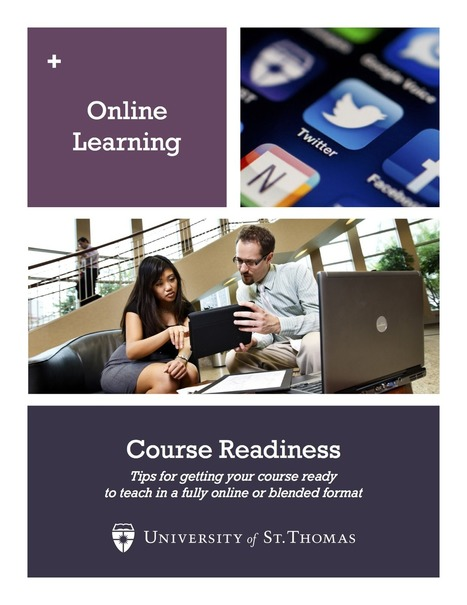 Course Readiness: Tips for getting your course ready to teach online or blended | educació | Scoop.it