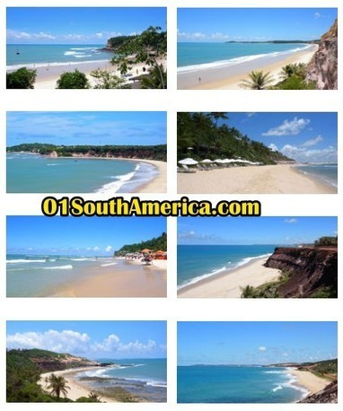 Pipa an esential tourist destination in Brazil   South America Travel and News   Scoop.it