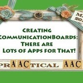 Creating Communication Boards: There are Lots of Apps for That | Communication and Autism | Scoop.it