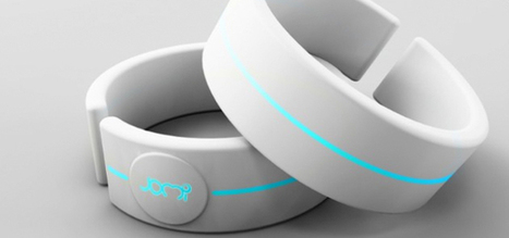 From Estonia, water bottle band notifies users if they need to drink more | Estonia | Scoop.it