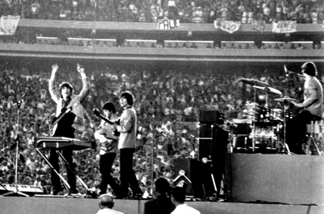 The Beatles to Release Shea Stadium Concert in Theaters With Ron Howard Film - Billboard | Bruce Springsteen | Scoop.it