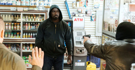Final 'Luke Cage' Trailer Pulls Out the Best Cameo Yet | Comic Book Trends | Scoop.it