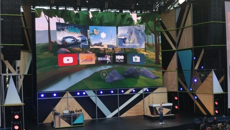 Google's New Android-Backed VR Platform Is Called Daydream | Entrepreneurship, Innovation | Scoop.it