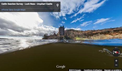 Partez avec Google à la recherche du monstre du Loch Ness - Les Outils Google | Les outils du Web 2.0 | Scoop.it