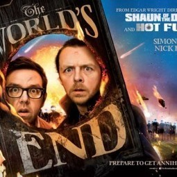 See It Instead: The World's End – Deluxe Video Online   Movie News and Reviews   Scoop.it