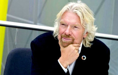 Richard Branson on the Art of Brainstorming | Social Media Advocacy | Scoop.it