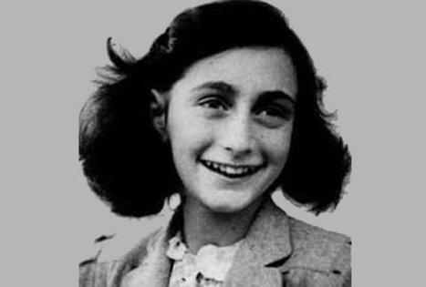 NADŽIVELA FAŠIZAM: Ana Frank bi imala 84 godine | Језик није баук | Scoop.it